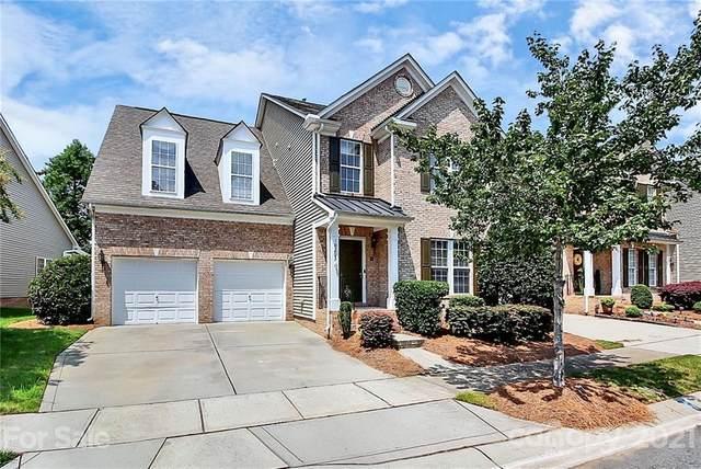 10203 Linksland Drive, Huntersville, NC 28078 (#3773680) :: Caulder Realty and Land Co.