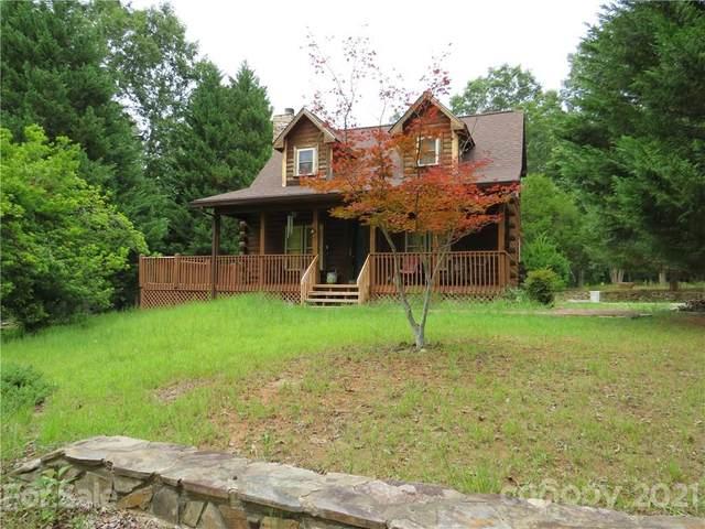121 Bramblewood Drive, Rutherfordton, NC 28139 (#3773701) :: Briggs American Homes