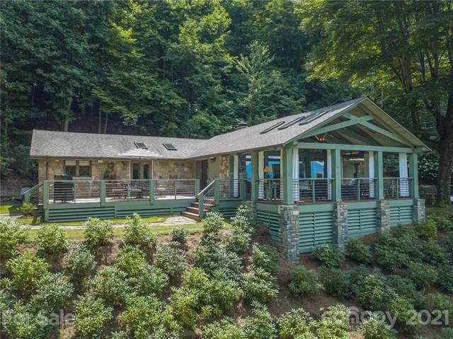 45 Shadowood Lane, Waynesville, NC 28786 (#3773747) :: Puma & Associates Realty Inc.