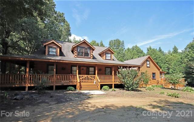 5 Happy Hollow Road, Rockwell, NC 28138 (#3773765) :: Odell Realty