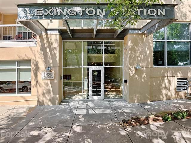 155 S Lexington Avenue Unit 403B, Asheville, NC 28801 (#3773819) :: Modern Mountain Real Estate