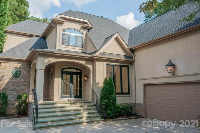 8817 Rosslare Villas Court, Charlotte, NC 28226 (#3773889) :: Besecker Homes Team