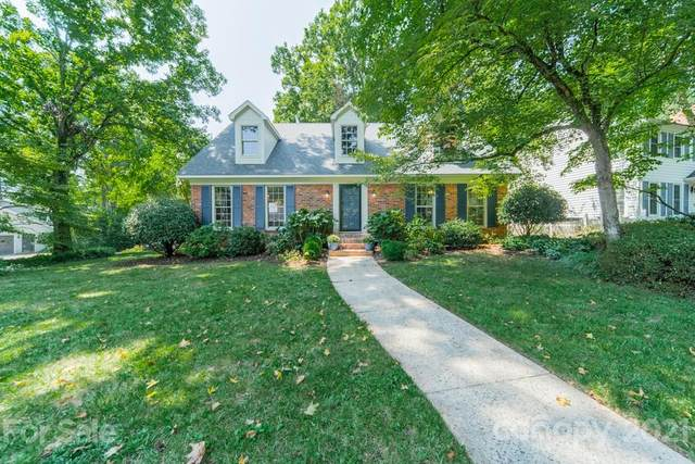 6420 Rocky Falls Road, Charlotte, NC 28211 (#3774080) :: Robert Greene Real Estate, Inc.
