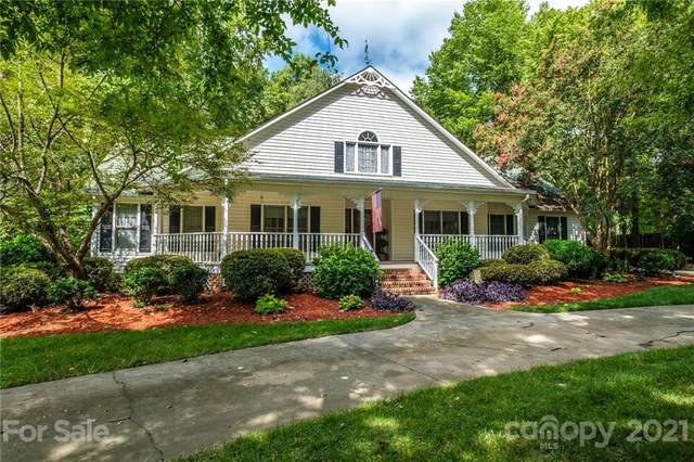 4758 Morris Glen Drive, Concord, NC 28027 (#3774474) :: Briggs American Homes