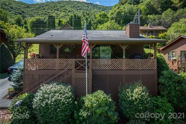 95 Hillcrest Road, Maggie Valley, NC 28751 (#3774557) :: Home Finder Asheville