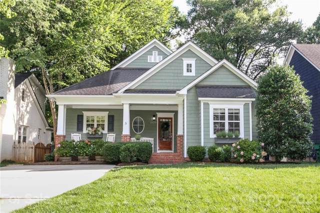 2420 Chesterfield Avenue, Charlotte, NC 28205 (#3774600) :: The Petree Team