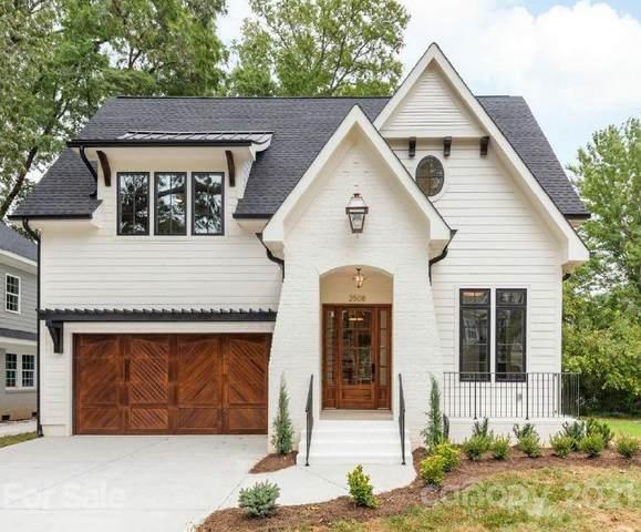 2401 Pinckney Avenue, Charlotte, NC 28205 (#3774724) :: Homes Charlotte