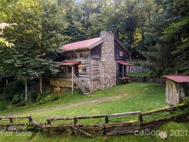 1495 El Miner Drive 518-517, Mars Hill, NC 28754 (#3774737) :: Robert Greene Real Estate, Inc.
