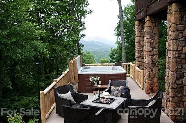 1618 North Haven Drive, Black Mountain, NC 28711 (#3774777) :: Carver Pressley, REALTORS®