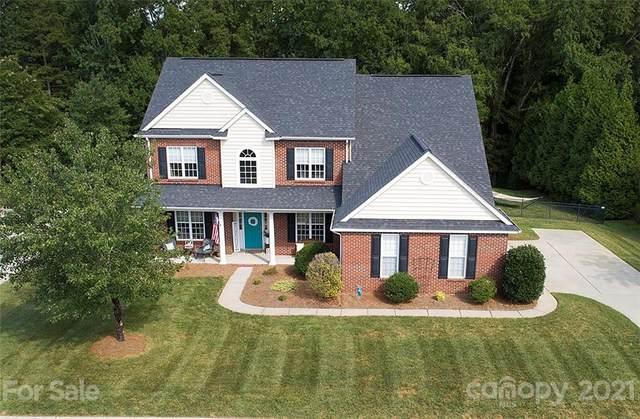 11007 Royal Colony Drive, Waxhaw, NC 28173 (#3774868) :: Puma & Associates Realty Inc.