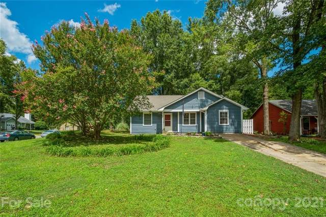 821 Pennwood Lane, Charlotte, NC 28215 (#3774963) :: LePage Johnson Realty Group, LLC