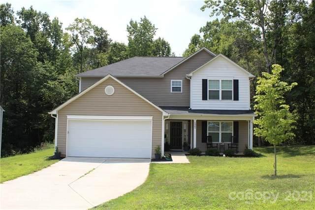 2903 Parkwest Drive, Albemarle, NC 28001 (#3774965) :: Carver Pressley, REALTORS®