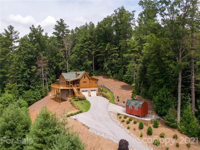 364 Rock Creek Road, Zirconia, NC 28790 (#3774990) :: Bigach2Follow with Keller Williams Realty