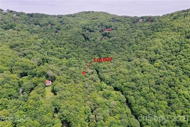 00 Laurel Ridge Road #607, Maggie Valley, NC 28751 (#3775124) :: Home Finder Asheville