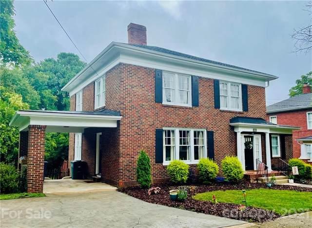 324 W Thomas Street, Salisbury, NC 28144 (#3775155) :: Besecker Homes Team