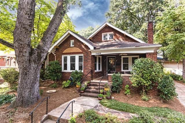2609 E 5th Street, Charlotte, NC 28204 (#3775180) :: Homes Charlotte
