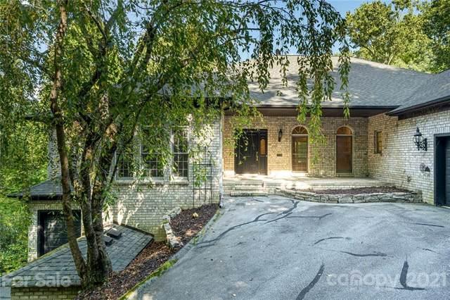 121 Greenleaf Drive, Flat Rock, NC 28731 (#3775283) :: Mossy Oak Properties Land and Luxury
