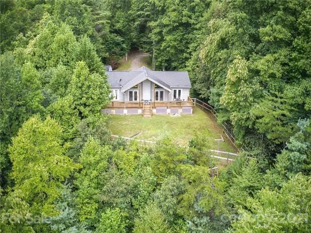 639 Rosalie Lane, Waynesville, NC 28785 (#3775367) :: Carver Pressley, REALTORS®