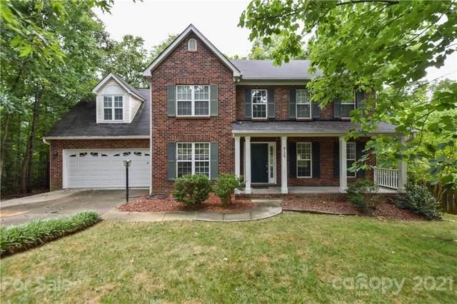 9123 Austin Ridge Lane, Charlotte, NC 28214 (#3775378) :: Caulder Realty and Land Co.