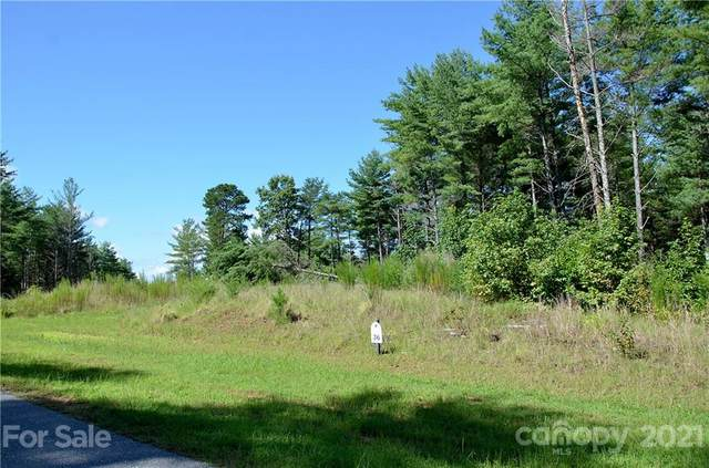 624 Peninsula Reserve Drive #36, Nebo, NC 28761 (#3775466) :: High Vistas Realty