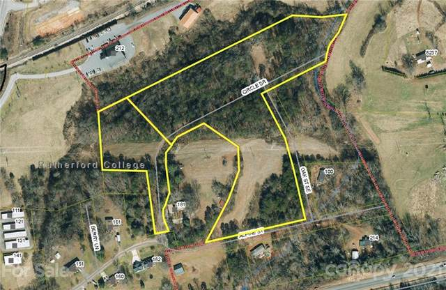 0 Circle Drive, Connelly Springs, NC 28612 (#3775527) :: LePage Johnson Realty Group, LLC