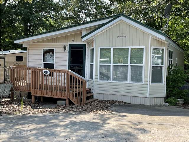164 Club House Drive, New London, NC 28127 (#3775555) :: Besecker Homes Team