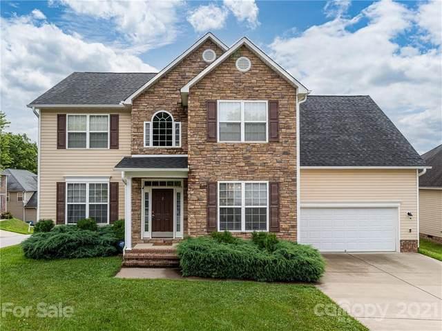 2 Stonebury Drive, Arden, NC 28704 (#3775629) :: Besecker Homes Team
