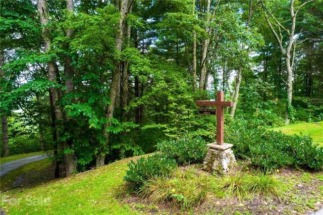 Lot 43 Greycliff Mountain Drive #43, Cullowhee, NC 28723 (#3775653) :: Briggs American Homes