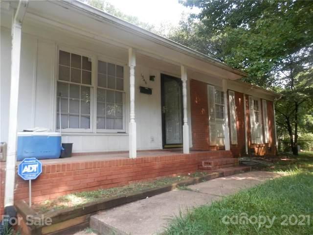 1546 Westdale Drive, Charlotte, NC 28208 (#3775707) :: Exit Realty Elite Properties