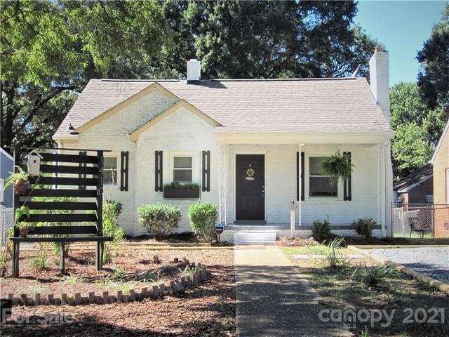 1410 Coker Avenue, Charlotte, NC 28208 (#3775709) :: Briggs American Homes