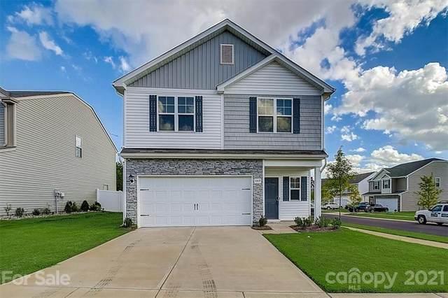 1009 Ainsley Creek Drive, Charlotte, NC 28214 (#3775728) :: Caulder Realty and Land Co.