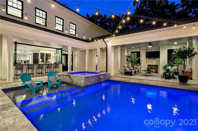 801 Hartness Avenue, Charlotte, NC 28211 (#3775753) :: Homes Charlotte