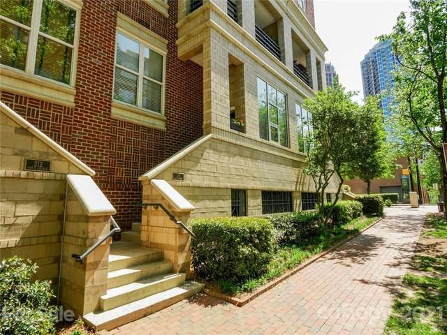 400 N Church Street #210, Charlotte, NC 28202 (#3776797) :: LePage Johnson Realty Group, LLC
