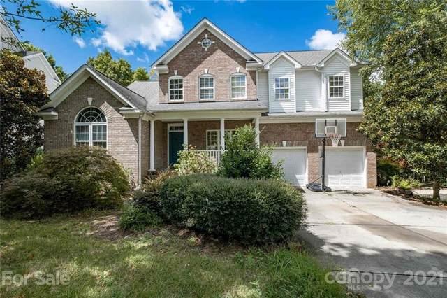 10205 Lafoy Drive, Huntersville, NC 28078 (#3776885) :: Caulder Realty and Land Co.