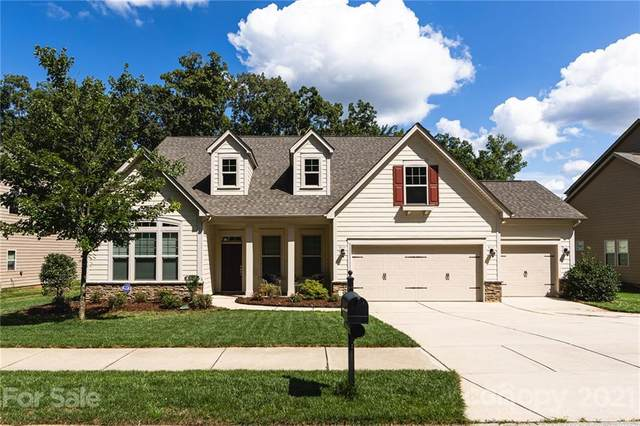 7017 Hyde Park Drive, Indian Trail, NC 28079 (#3777033) :: Home and Key Realty