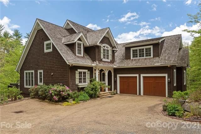 350 Rockhouse Falls Lane, Sapphire, NC 28774 (#3777079) :: Premier Realty NC