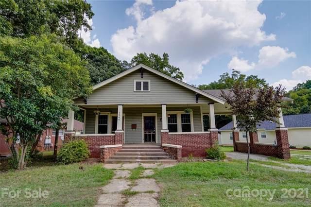 2844 Tuckaseegee Road, Charlotte, NC 28208 (#3777137) :: Besecker Homes Team