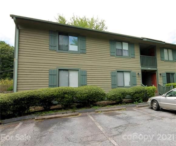 320 Huff Street 1-C, Hendersonville, NC 28739 (#3777160) :: LePage Johnson Realty Group, LLC