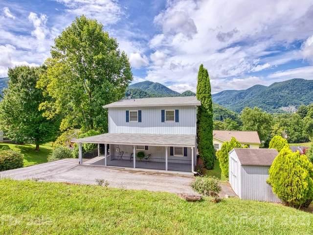 77 Crestwood Drive, Maggie Valley, NC 28751 (#3777369) :: Puma & Associates Realty Inc.