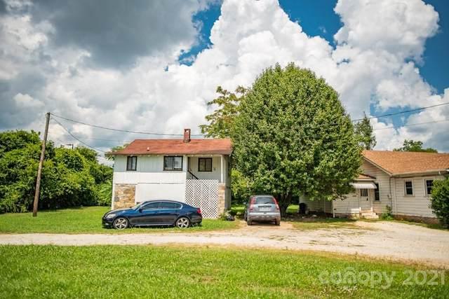 2438 Spartanburg Highway, East Flat Rock, NC 28726 (#3777378) :: Home Finder Asheville