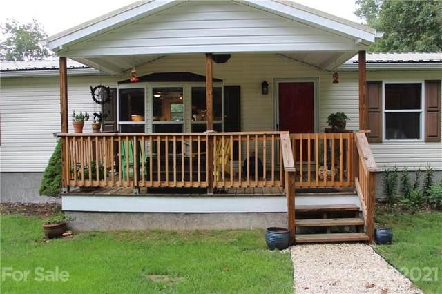 277 N Ridge Drive #8, Waynesville, NC 28785 (#3777379) :: Premier Realty NC