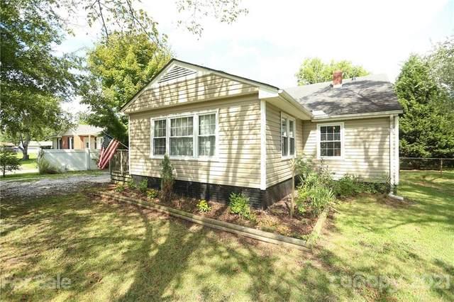 281 Ellis Loop Road, Salisbury, NC 28144 (#3777426) :: Puma & Associates Realty Inc.