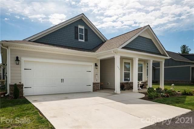 775 Summerfield Place #44, Flat Rock, NC 28731 (#3777455) :: Besecker Homes Team