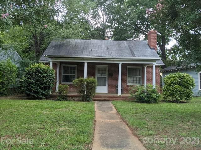 1420 E 35th Street, Charlotte, NC 28205 (#3777492) :: Cloninger Properties