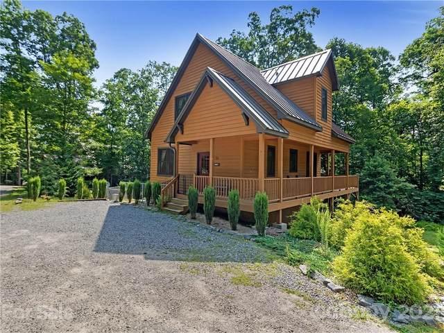32 Bobcat Trail, Brevard, NC 28712 (#3777497) :: MOVE Asheville Realty