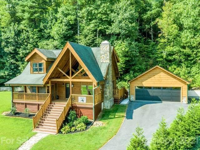108 Pheasant Street, Lake Lure, NC 28746 (#3777506) :: Carver Pressley, REALTORS®
