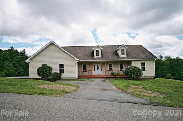 720 Oak Lane #16, Mars Hill, NC 28754 (#3777530) :: Home Finder Asheville
