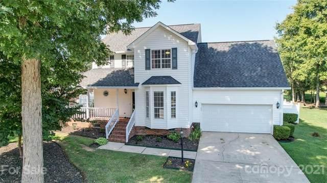 1323 Mistletoe Ridge Place NW, Concord, NC 28027 (#3777556) :: Carver Pressley, REALTORS®