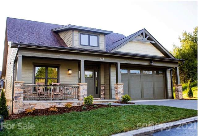 34 Sports Village Drive #34, Hendersonville, NC 28739 (#3777676) :: LePage Johnson Realty Group, LLC