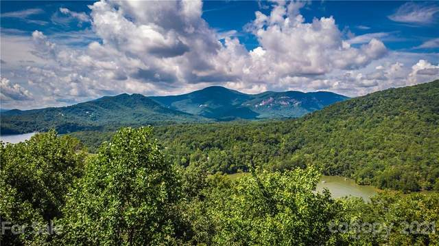 LOT 27 Hawks Nest Trail, Lake Lure, NC 28746 (#3777716) :: Puma & Associates Realty Inc.